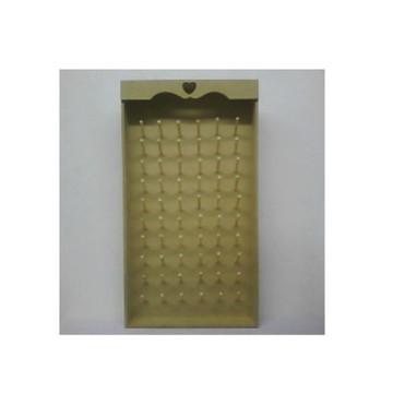 Caixa Porta Carretel De Linha Costura