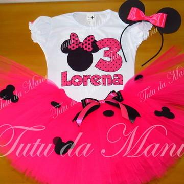 Fantasia Tutu Minnie Pink