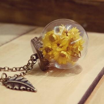 Flower Dome com Folhinha