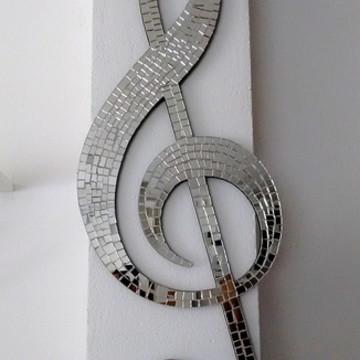 Nota Musical Decorativa