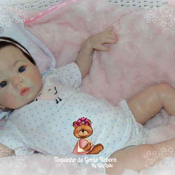 Bebê Ana Elisa Adotada