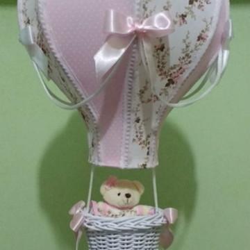Lustre balão luminária pendente personalizado Laís