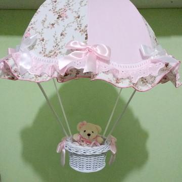 Lustre paraquedas provençal personalizado Alice