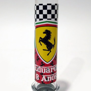 Ferrari Tubete Personalizado