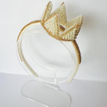 Tiara coroa Princesa