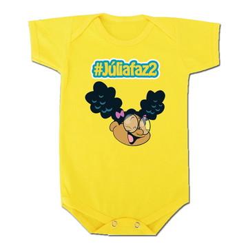 Body p/ Bebê Meu Amigãozão Personalizado