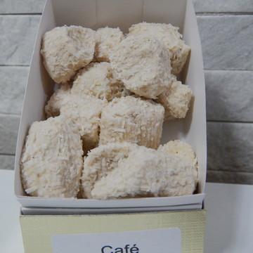 Bala de Coco sabor Café