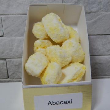 Bala de Coco sabor Abacaxi