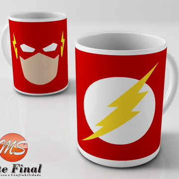 Caneca Personalizada The Flash