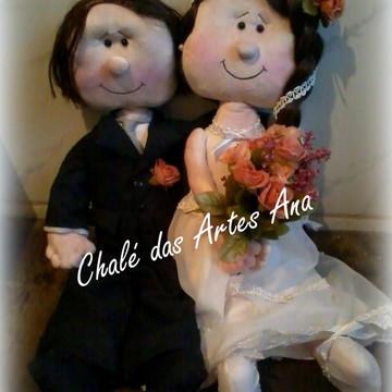 Projeto/Apostila casal noivos