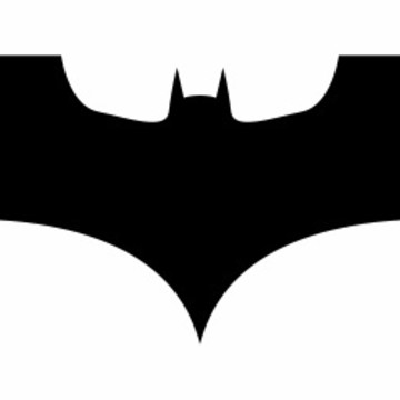 Adesivo Morcego