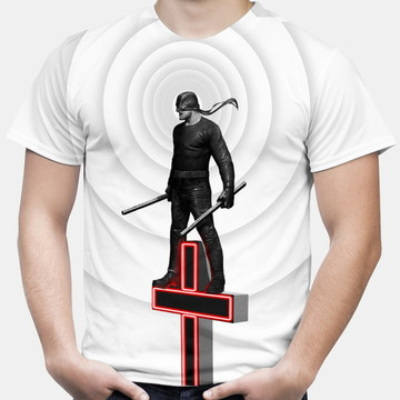 Camiseta Masculina Daredevil