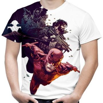 Camiseta Masculina Daredevil MD02