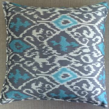Almofada Estampada Azul