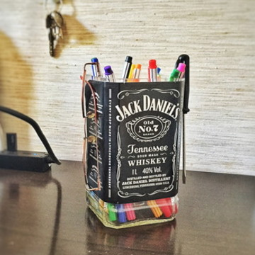 Copão Decorativo de garrafa Jack Daniel's