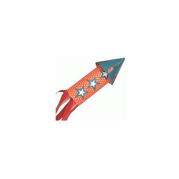 Festa do Astronauta-Foguete espacial