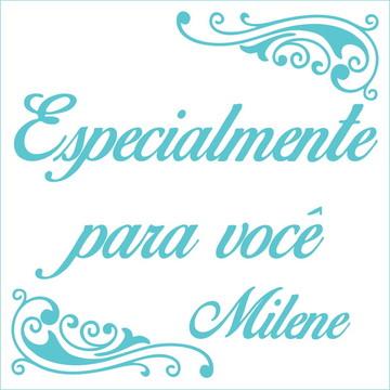 Especialmente para você - Milene