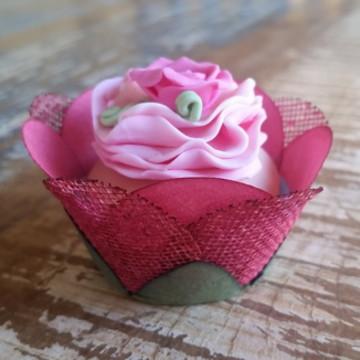 Formas para mini cupcakes