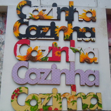 """RECORTE """"COZINHA DX 009''"""