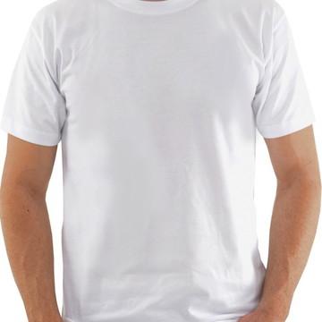 Camiseta Lisa 100% Poliéster