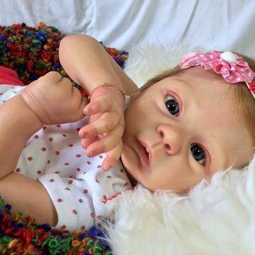 Bebê Reborn Emily 2016. ADOTADA!!
