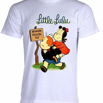 Camiseta Luluzinha e Bolinha 01