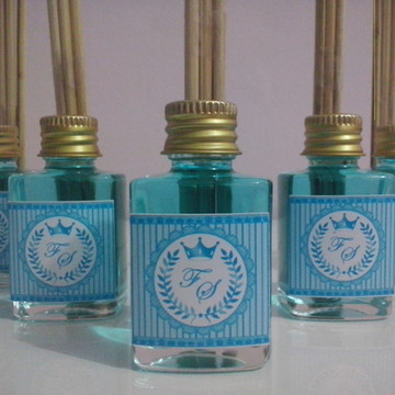 Aromatizador de ambiente vidro 30 ml