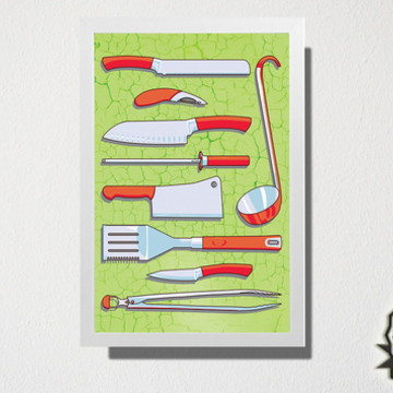 Quadro Cozinha