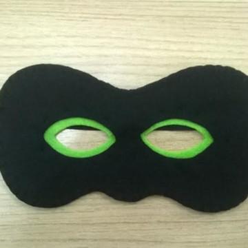 Máscara de feltro Cat Noir