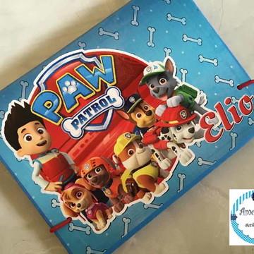Kit de Desenho Infantil Personalizado