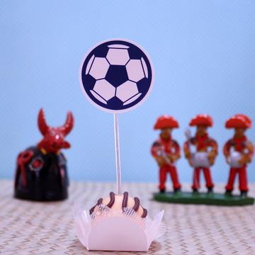 Topper para doces - Brasil 6