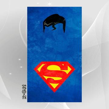 Poster papel couche minimalista