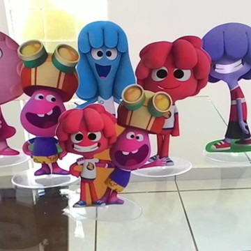 centro de mesa jelly jamm