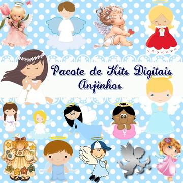 Kit Digital Anjinhos - Vários Kits