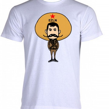 Camiseta México 07