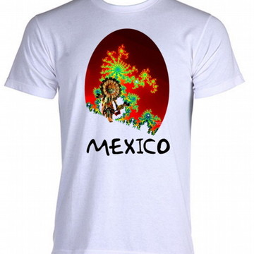 Camiseta México 15