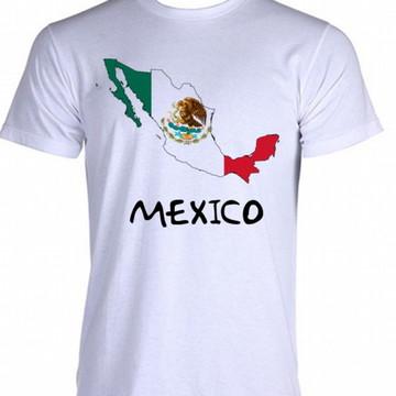 Camiseta México 16