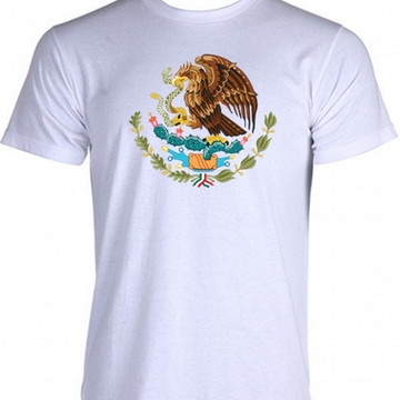 Camiseta México 17