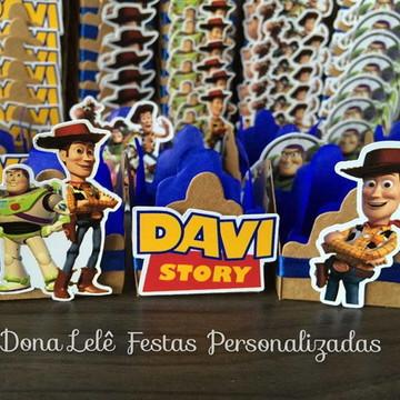 Toy Story - Forminhas para doces
