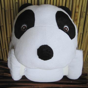 Colchonete Infantil Com Carinha De Panda