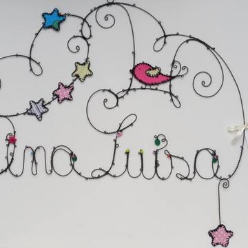 Porta de Maternidade Ana Luísa - Pássaro