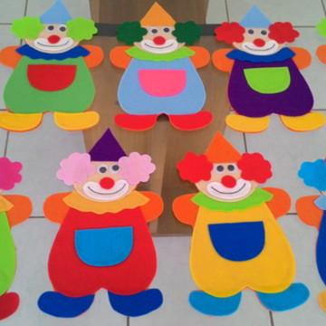 fantoche palhaço circo
