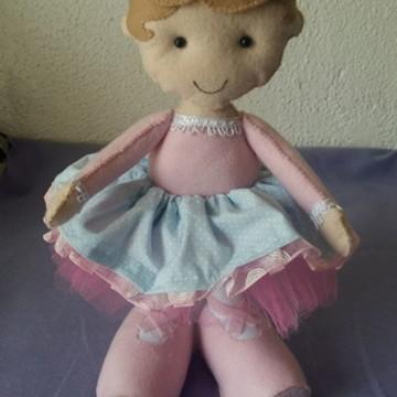 Bailarina Feltro