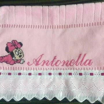 toalhas bordadas a mão