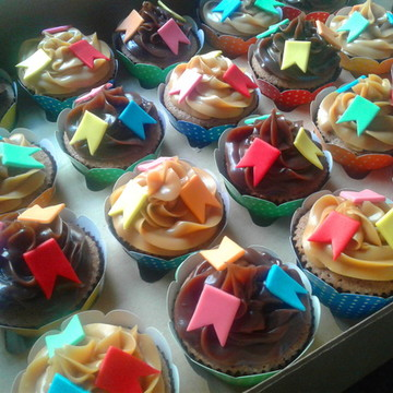 Cupcakes - Festa Junina