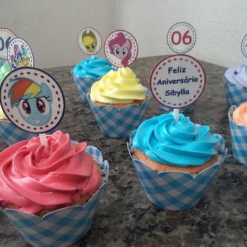Cupcakes - My Little Pony
