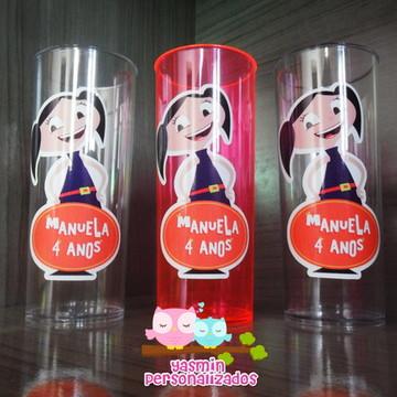 Copo Long Drink Personalizado Luna