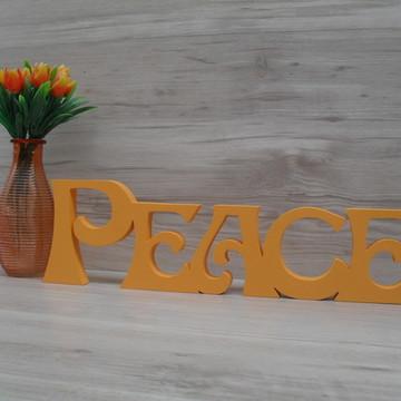Peace linha Hippie
