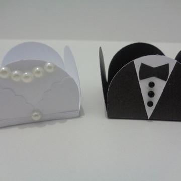 Forminha de doce 3D Casamento