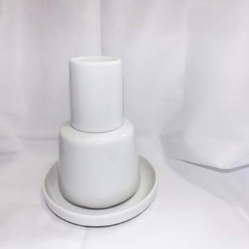 Moringa Porcelana Branca